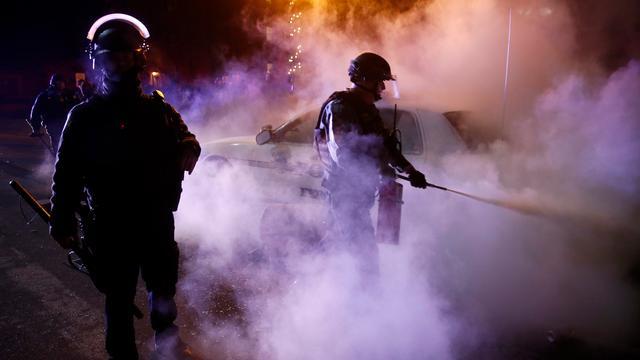 Hervorming omstreden politiekorps Ferguson goedgekeurd