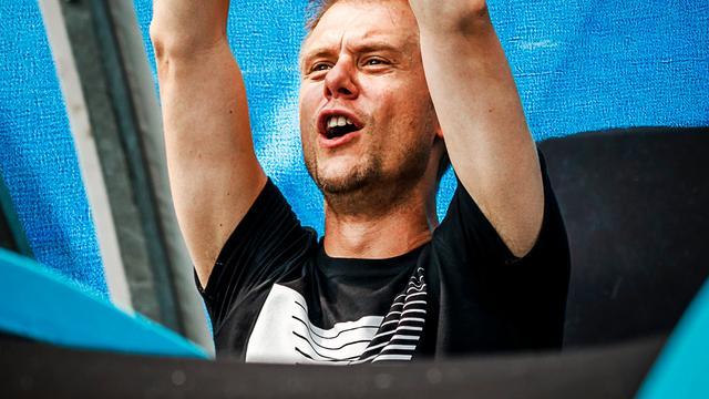 Armin van Buuren komt naar Mysteryland