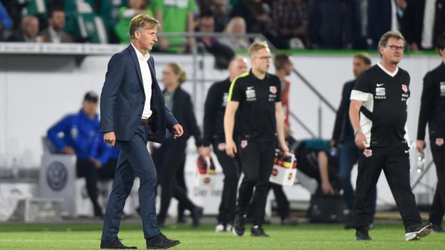 Jonker stapje dichter bij handhaving met Wolfsburg na thuiszege