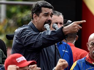 Venezolanen komend weekend naar de stembus