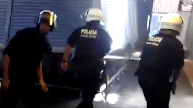Aanslagen Spanje: De belangrijkste beelden en gebeurtenissen