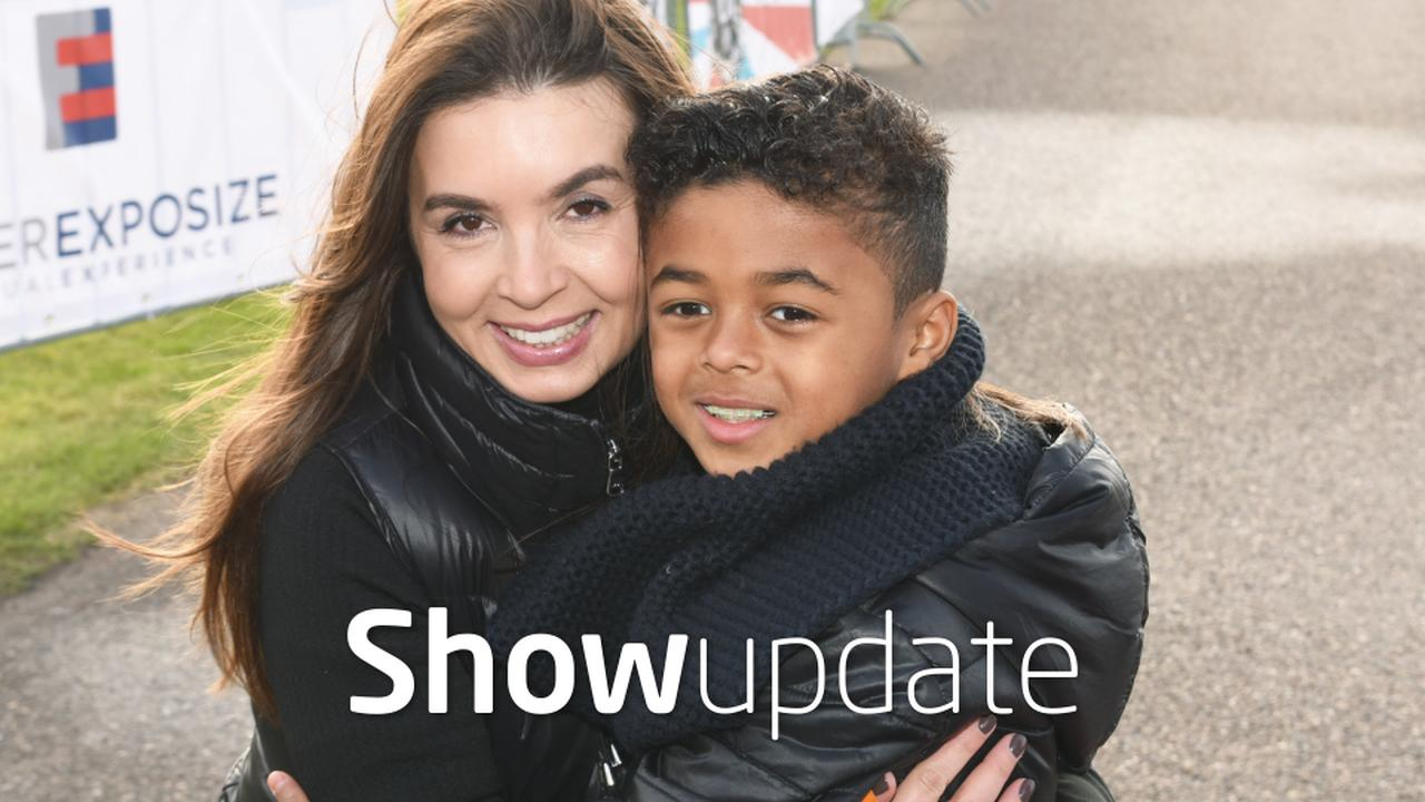 Show Update: Familie Kluivert in rouw na dood hond