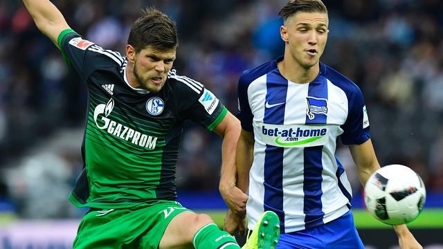 Huntelaar houdt moed ondanks derde verlies op rij met Schalke 04