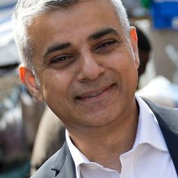 Sadiq Khan verkozen tot nieuwe burgemeester van Londen