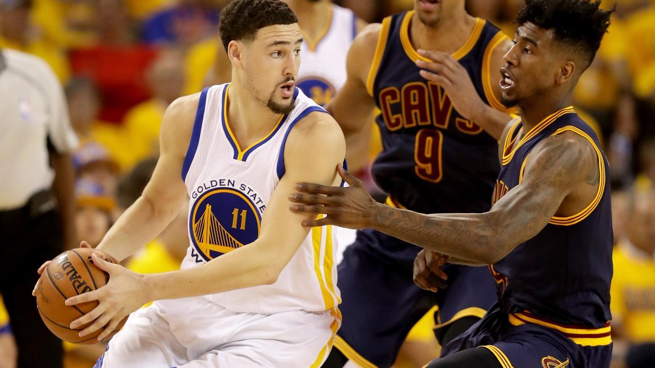 Warriors winnen ook tweede wedstrijd in NBA-finale