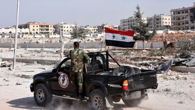 Syrische ministers op Europese sanctielijst