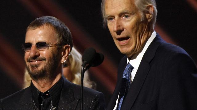 Producent van The Beatles George Martin (90) overleden ...