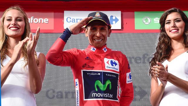 Quintana praktisch zeker van eerste eindzege in Ronde van Spanje
