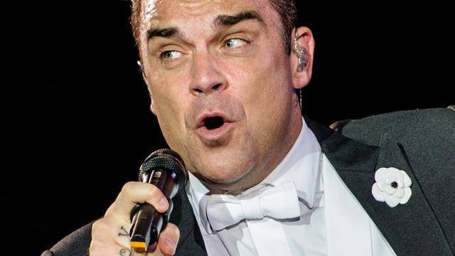 Robbie Williams kent Max Verstappen niet bij RTL Late Night