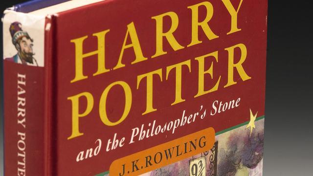Eerste boek Harry Potter viert twintigste verjaardag
