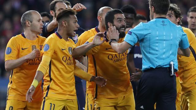 Video: FC Barcelona strandt in kwartfinales Champions League