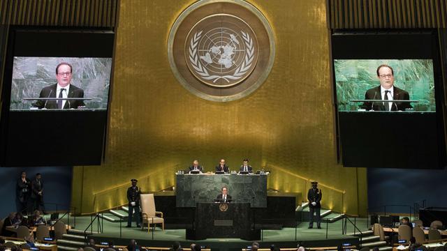 VN en Hollande vragen Trump klimaatverdrag te respecteren