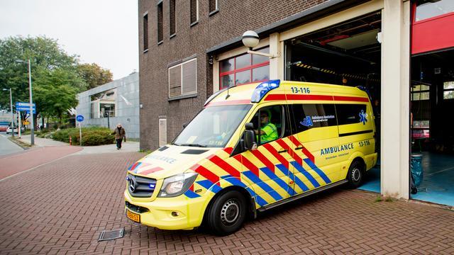 Automobilist gewond na ongeluk in Dalfsen