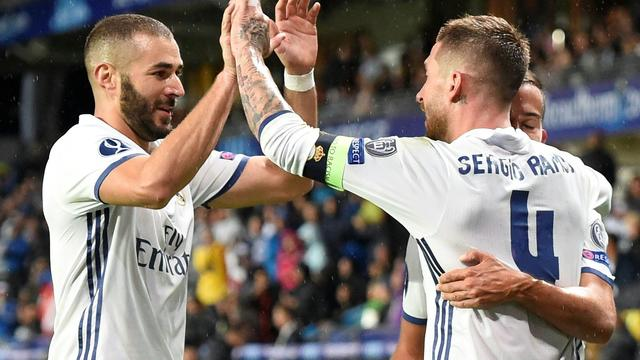 Samenvatting Real Madrid-Sevilla (3-2)