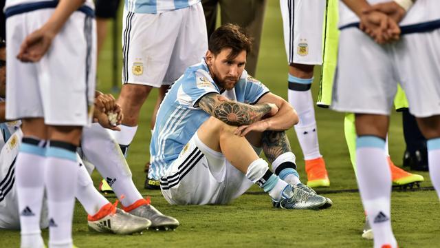 Argentijnse president weet zeker dat Messi terugkeert als international