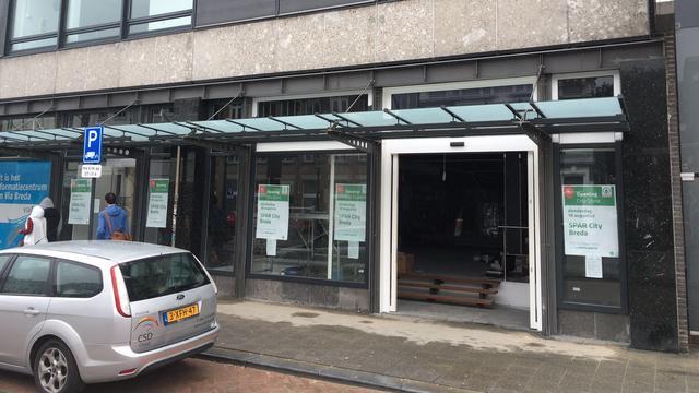 Willemstraat krijgt supermarkt met Spar City Store