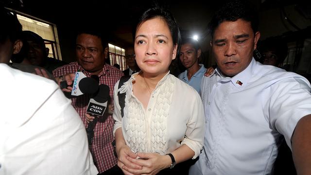 Ex-president Filipijnen vrijgesproken