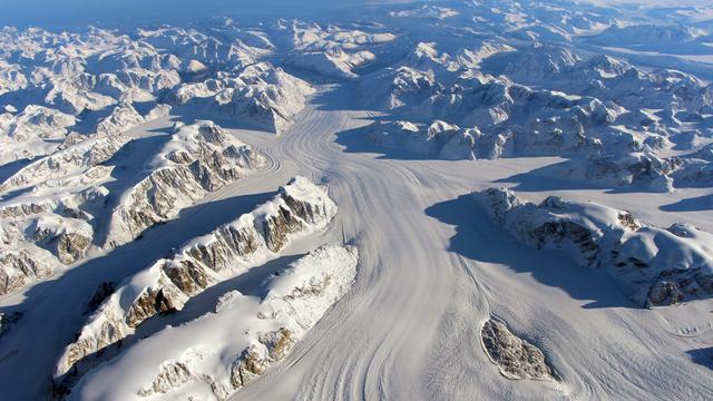 'Verlies ijsmassa Groenland is feitelijk onomkeerbaar'