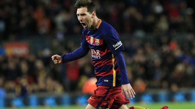 Messi helpt Barcelona aan revanche op Espanyol, Everton klopt City