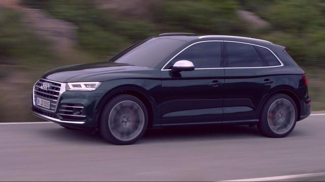 Rij-impressie Audi SQ5: gedistingeerde en lichtvoetige allrounder