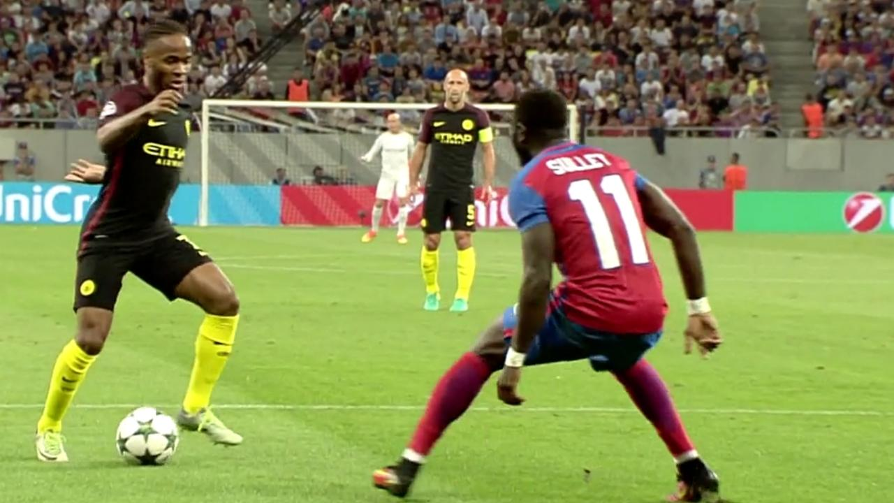 Samenvatting Steaua Boekarest-Manchester City