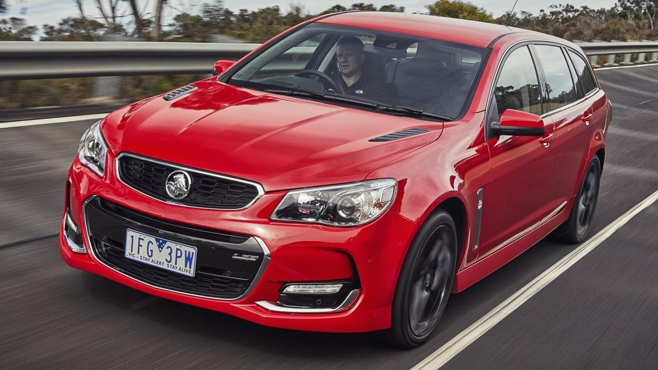 General Motors Lanceert Nieuwe Versie Van Holden Commodore Nu Het Laatste Nieuws Het Eerst