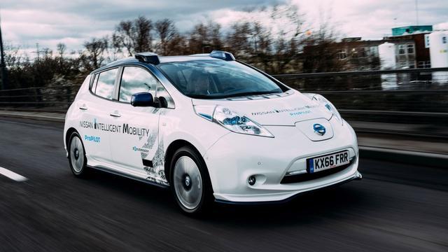 Britse overheid investeert fors in elektrische auto's