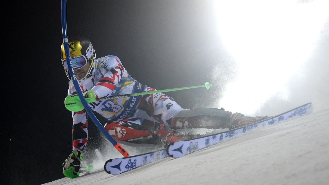 Skiër Hirscher ontsnapt aan crash met drone