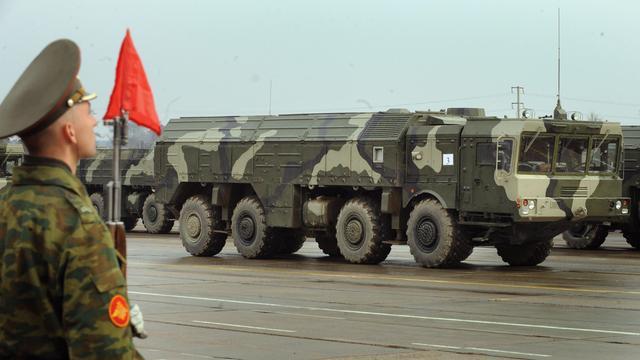 'Rusland plaatst raketten in enclave tussen Polen en Litouwen'