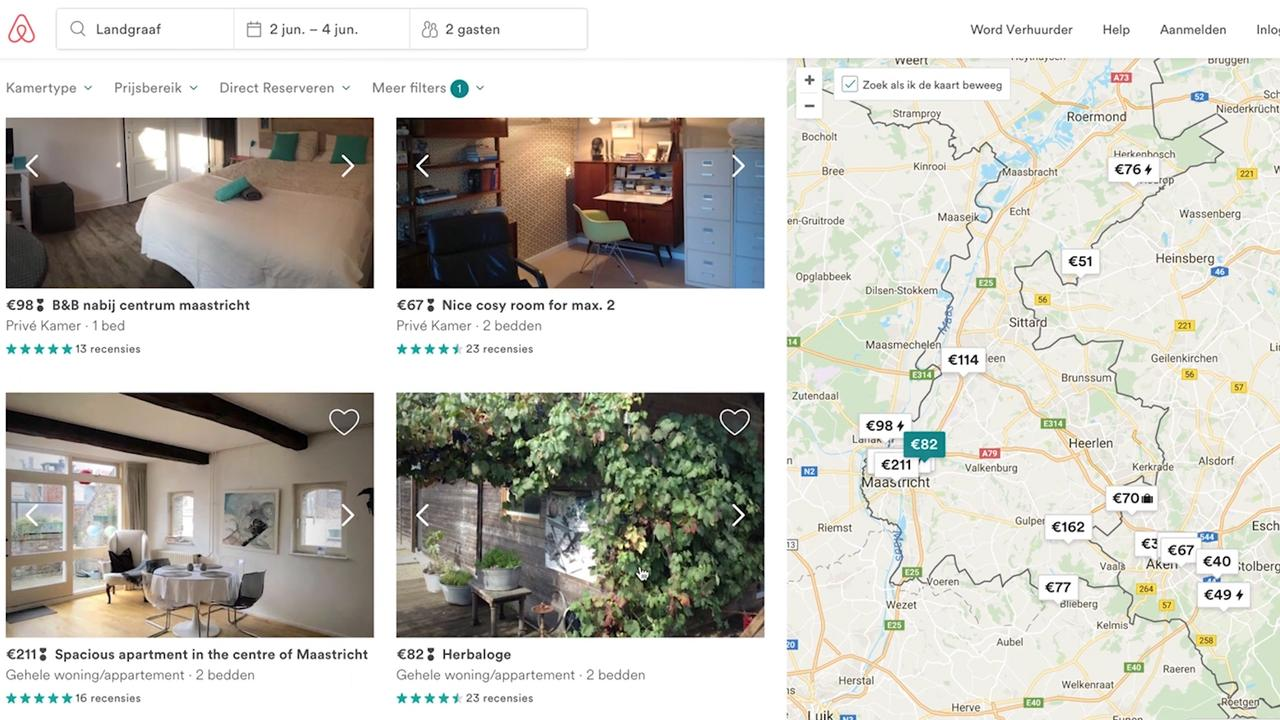 Drie tips voor het vinden van de beste Airbnb