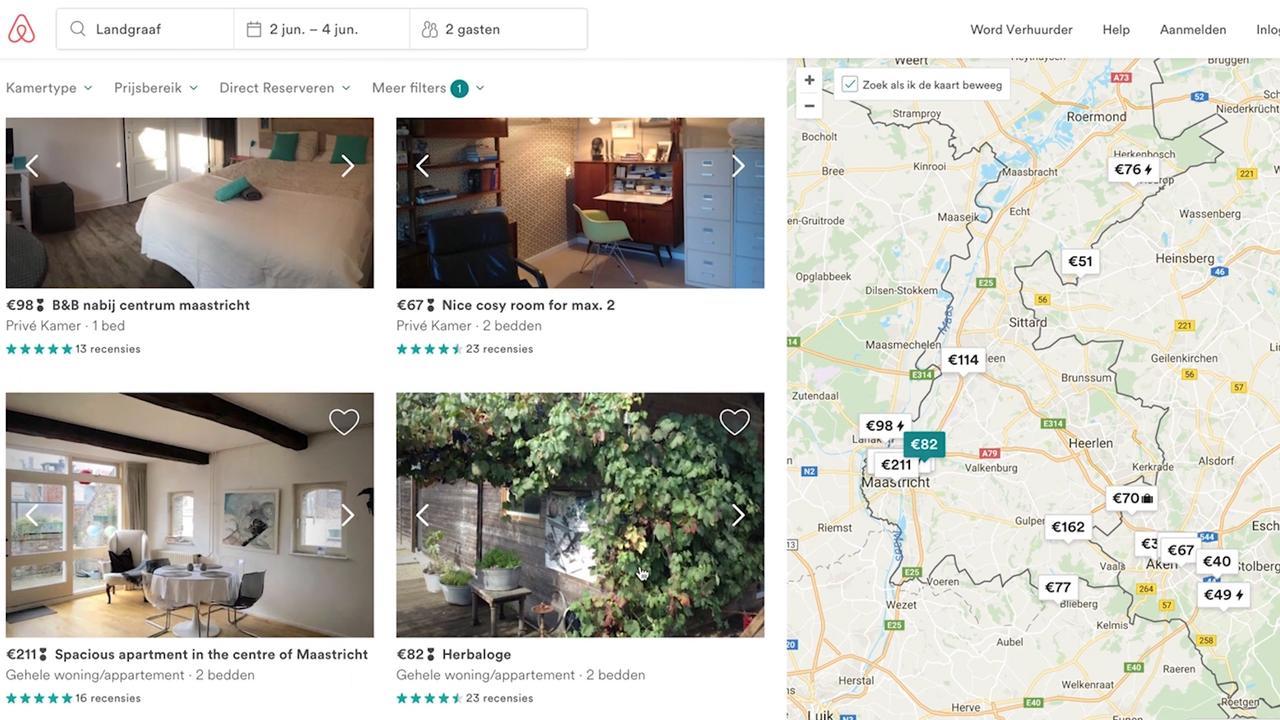 Zo boek je slim een Airbnb