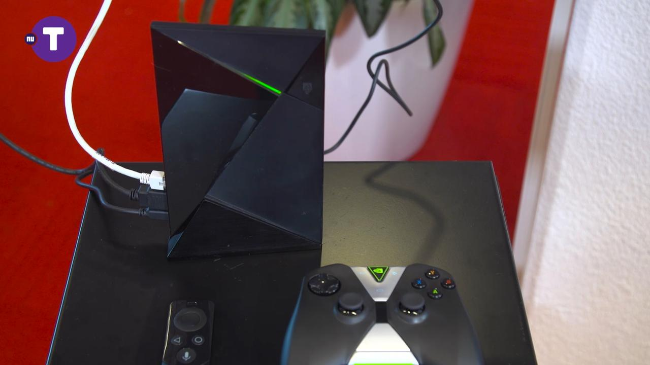 Review: Ambitieuze Android-console Nvidia Shield