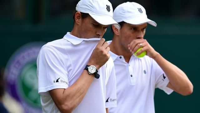 Ook tennisbroers Bryan mijden Spelen vanwege zikavirus