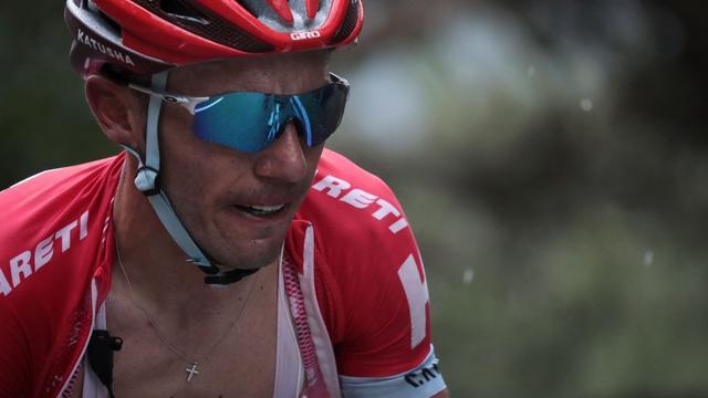 Joaquim Rodriguez toch jaar langer door als wielerprof