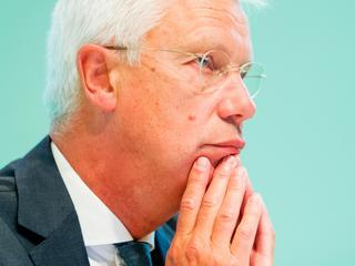 Topman Kees van Dijkhuizen spreekt van een goed kwartaal