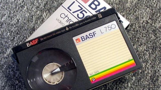Man gearresteerd voor niet inleveren veertien jaar oude videoband