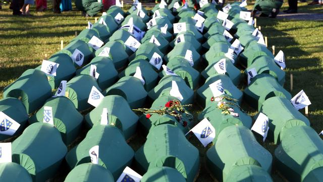 NIOD doet weer onderzoek naar Srebrenica