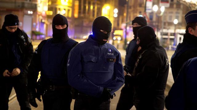 Twee arrestanten antiterreuractie Brussel weer vrijgelaten