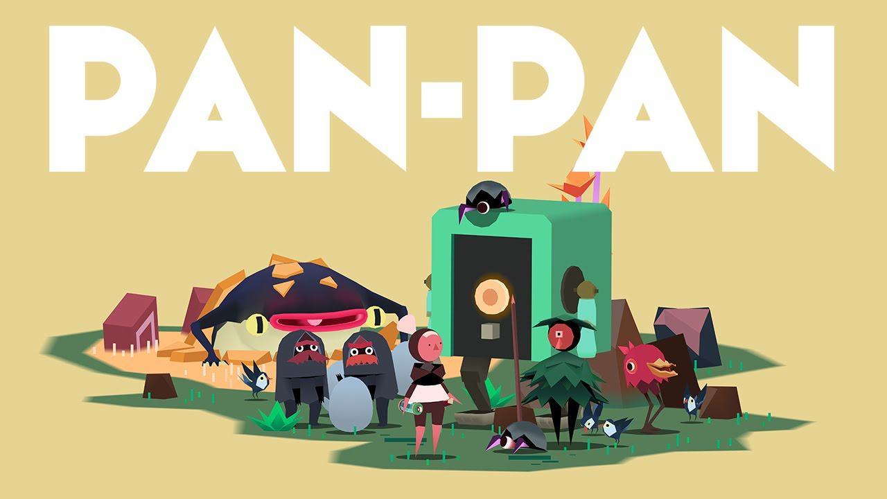 Trailer: Pan-Pan