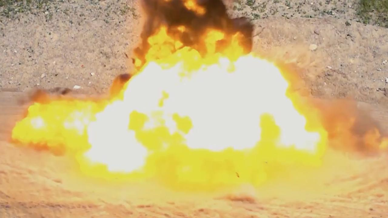Zo zwaar was het explosief onder de auto van Martin Kok