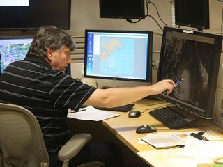 Eerste tropische storm dit jaar die aan land komt in VS