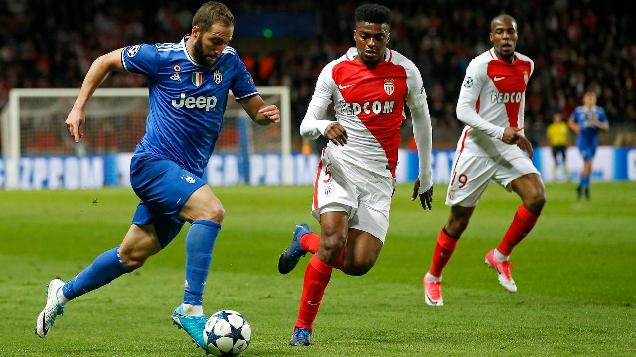 Samenvatting AS Monaco-Juventus (0-2)