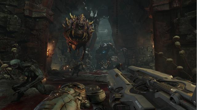 Review: Doom maakt vooral indruk met spectaculaire singleplayer
