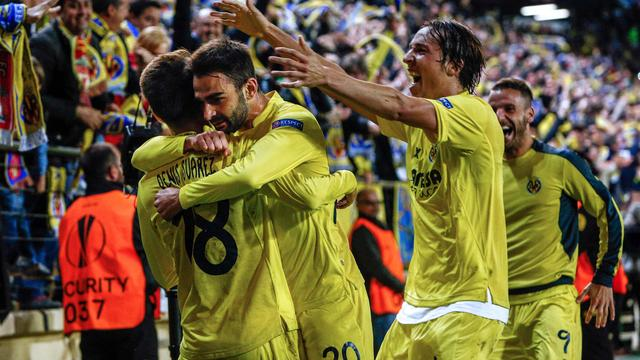Villarreal boekt late zege op Liverpool in halve finale Europa League