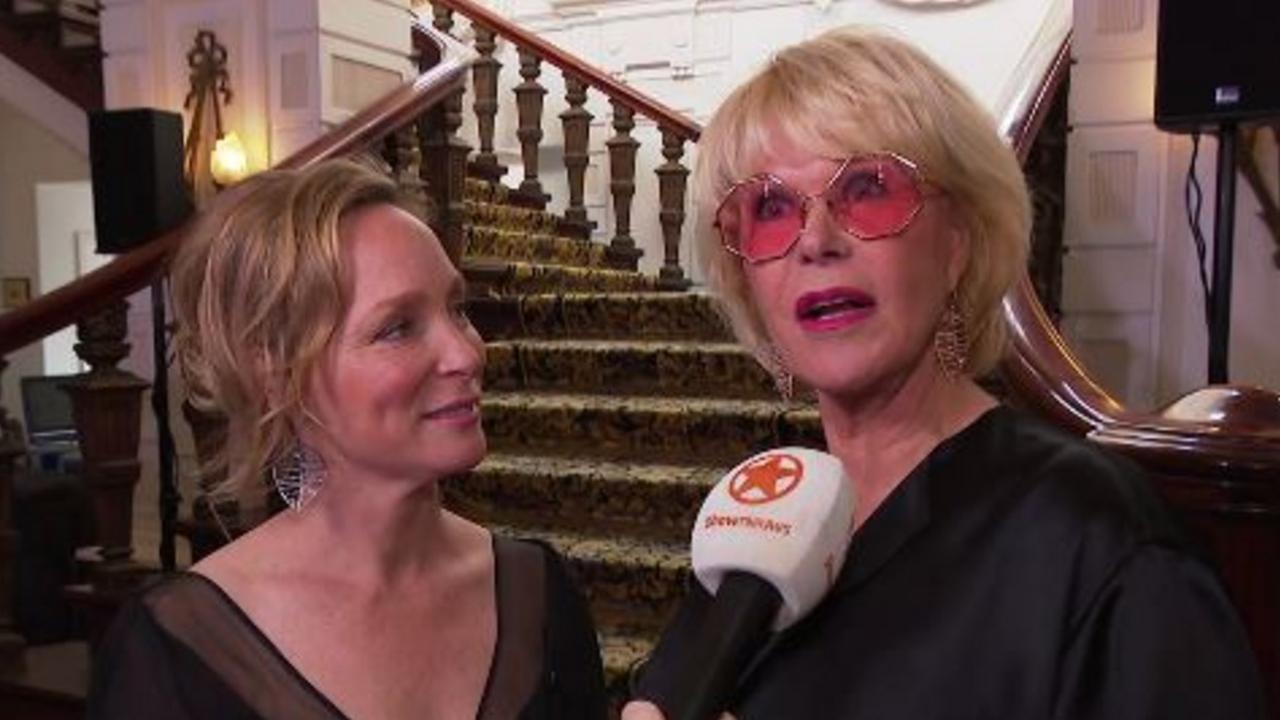 Prinses Margarita en Sheila de Vries slaan creatieve handen ineen