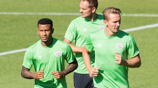 Luuk de Jong gelooft in nieuwe stunt PSV bij start Champions League