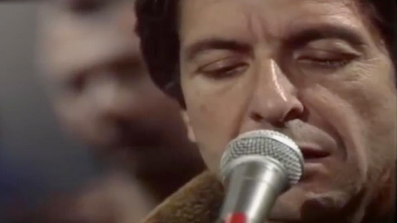 Leonard Cohen's grootste hits op een rij