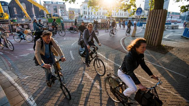Gemeente investeert in ontlasten drukke fietspaden