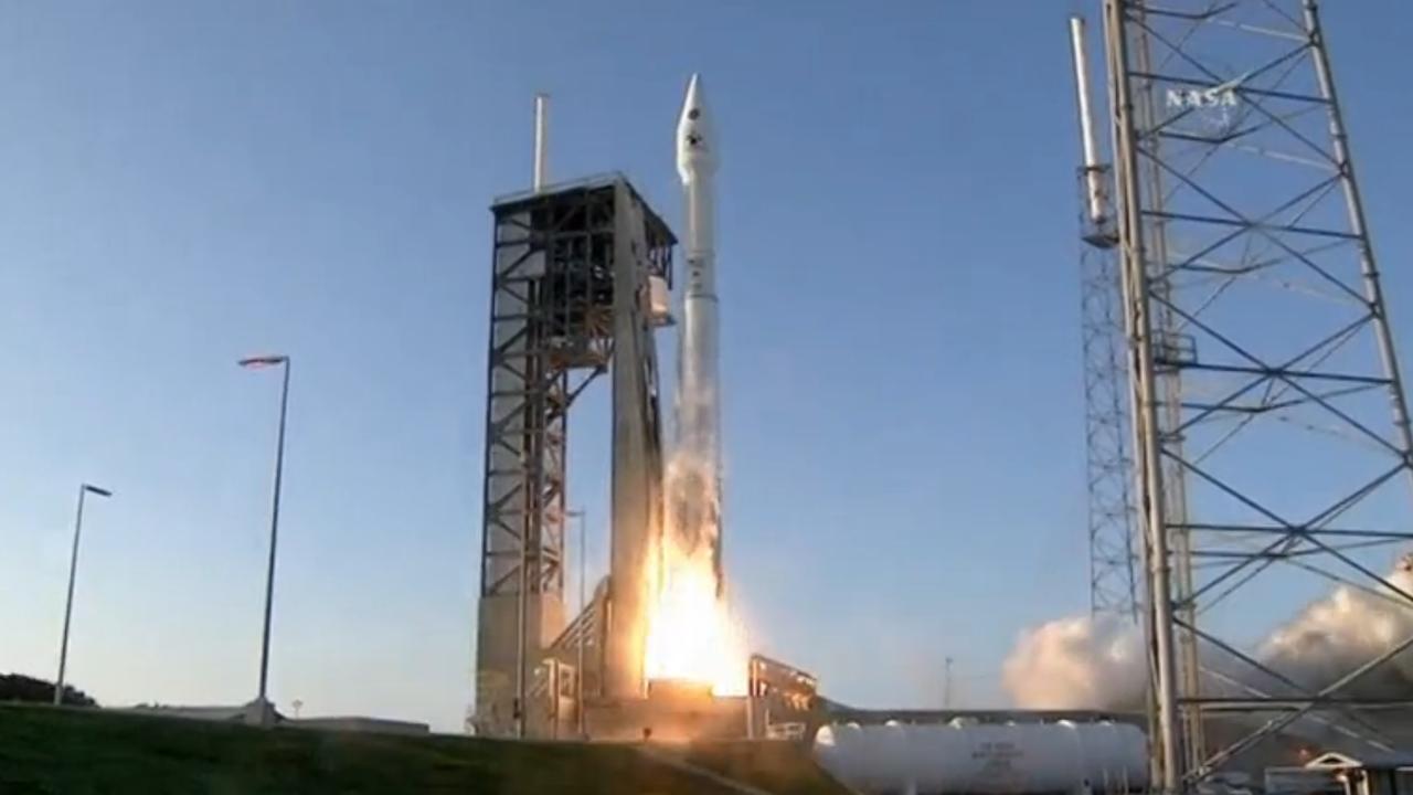 NASA lanceert ruimtesonde voor onderzoek naar asteroïde Bennu