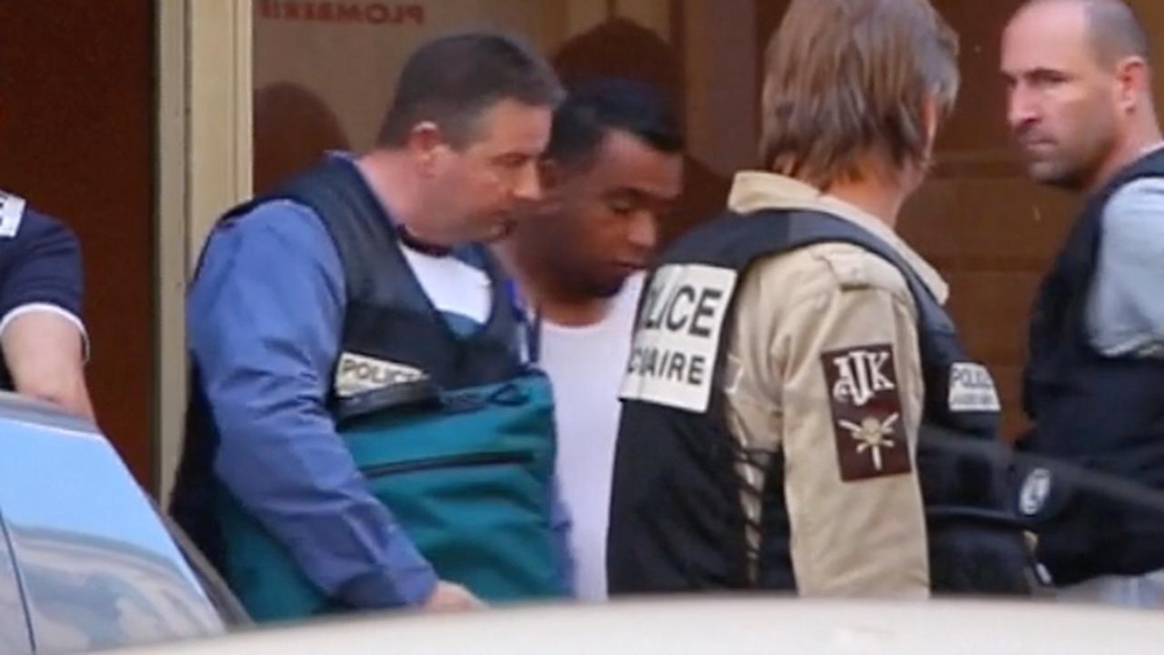 Franse politie arresteert verdachte Nice